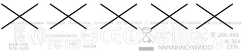 Wireless Display Adapter for Microsoft Surface visits the FCC