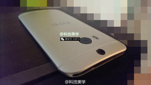All new leaked pictures of the all new HTC One