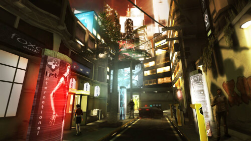Deus Ex The Fall screenshots
