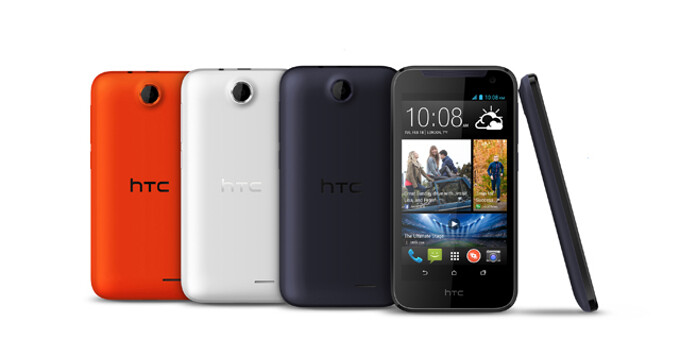HTC announces the Desire 310 – the company's first MediaTek smartphone