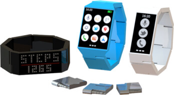 Blocks might let you assemble a modular smart-watch sometime in the future