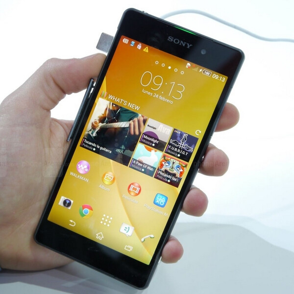 Sony Xperia Z2 to be launched in Korea before Samsung's Galaxy S5