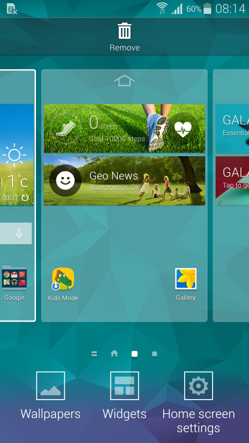 More Galaxy S5 photo and video samples appear in a short review