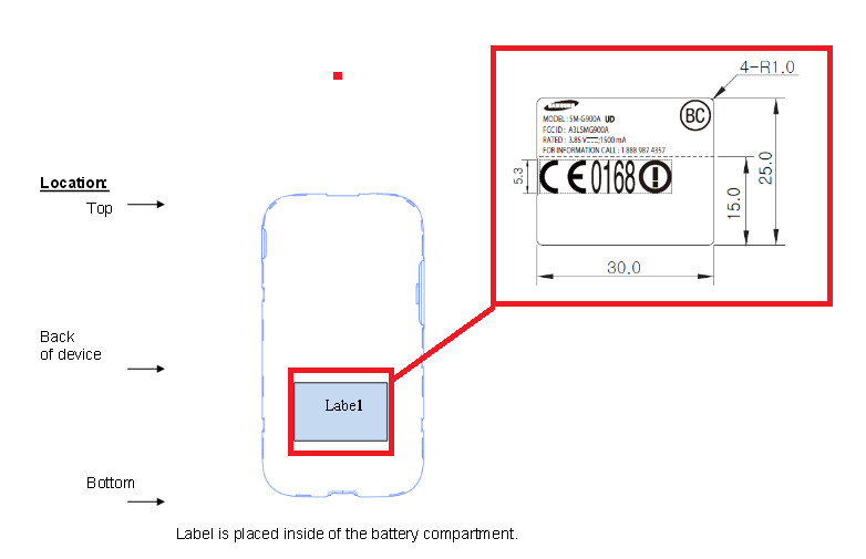 The Samsung Galaxy S5 for AT&T has visited the FCC - Samsung Galaxy S5 for AT&T makes FCC visit