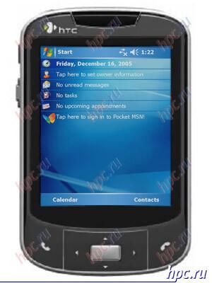 HTC Roadmap 2007