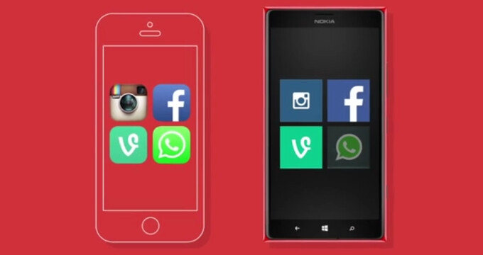 Nokia App Reality video suggests that Windows Phone isn't far behind Android and iOS when it comes to apps