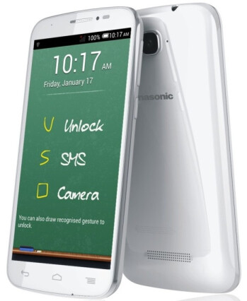 Panasonic still launches Android smartphones: meet the dual SIM P31