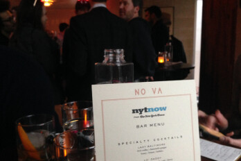 The New York Times holds an event at SXSW to announce its NYT Now app