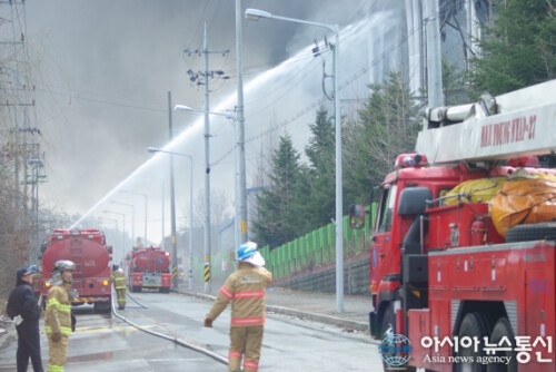 Fire at factory that produces PCBs for the Samsung Galaxy S5