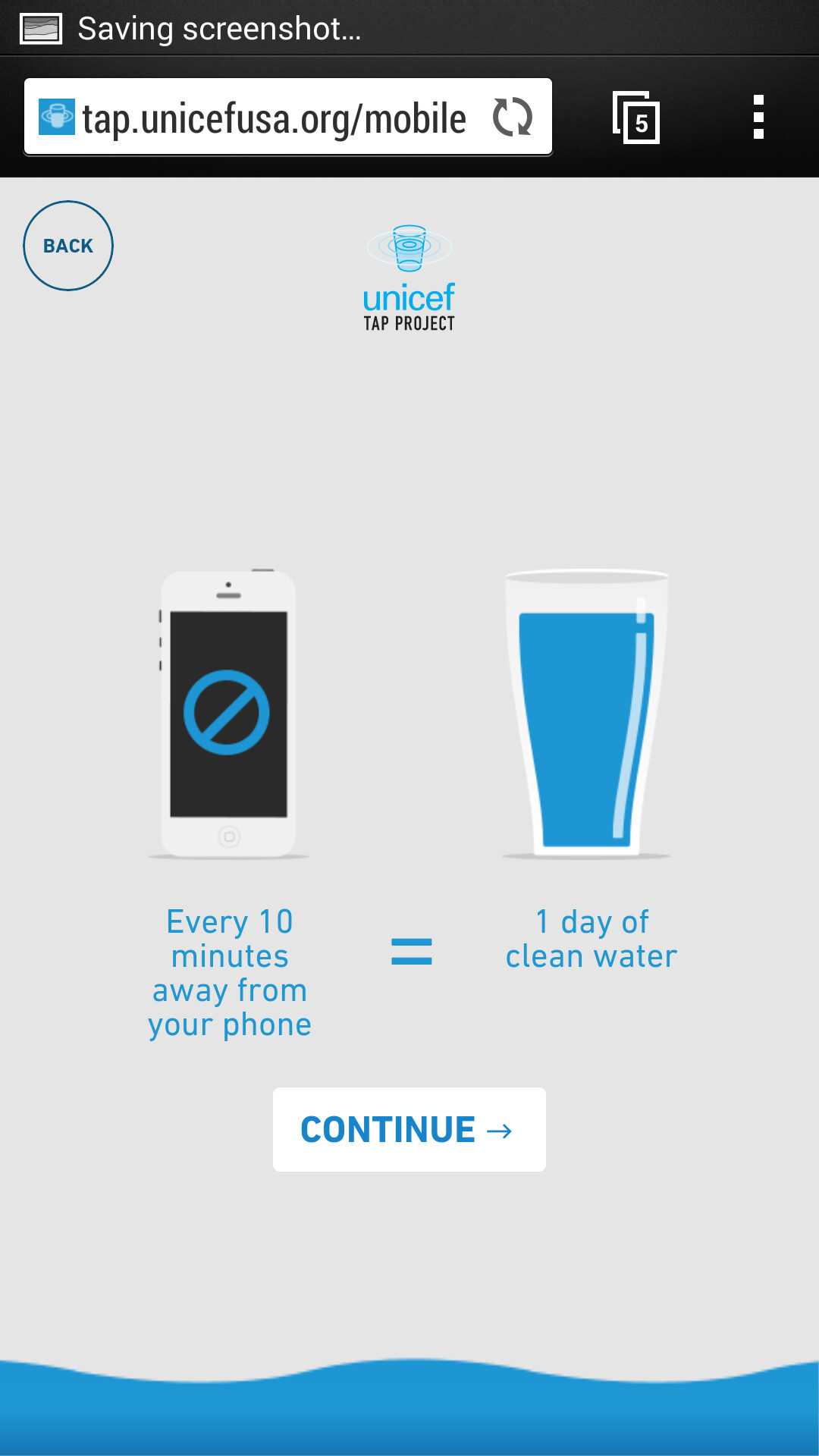 UNICEF app provides the needy with clean water; here's how ...