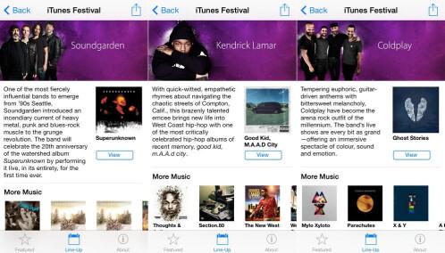 iTunes Festival - Free