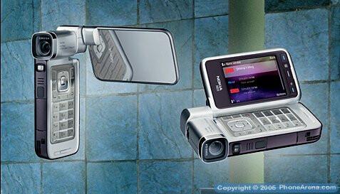 Nokia announces N93i and N76 smartphones, N800 tab