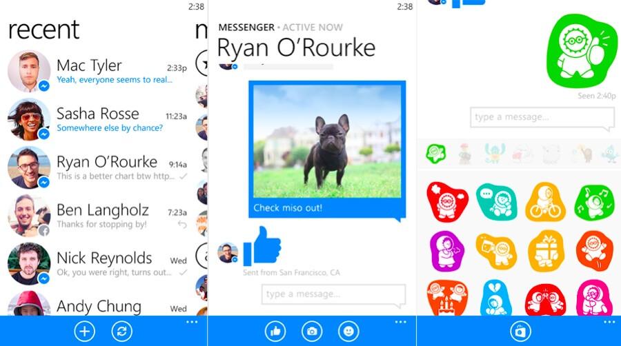 Facebook Messenger - Free