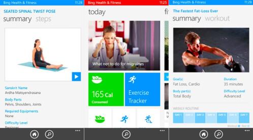 Bing Health & Fitness - Free