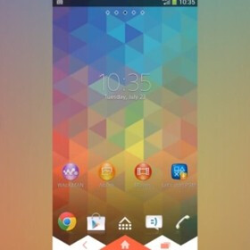 Sony intros Xperia Themes for smartphones running Android 4.3 or later