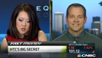 "Jason Mackenzie talks about the All New HTC One on TV, says ""a leak is never good"""
