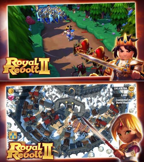 Royal Revolt 2 - Free