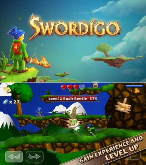 Swordigo - $2.99/Free
