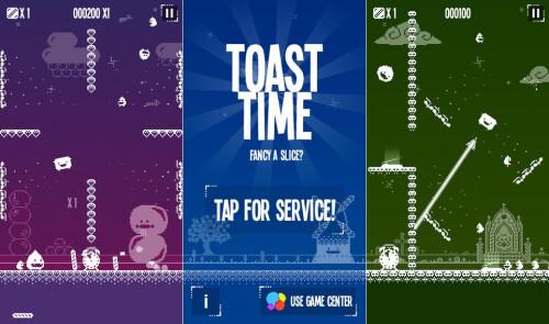 Toast Time - $2.99