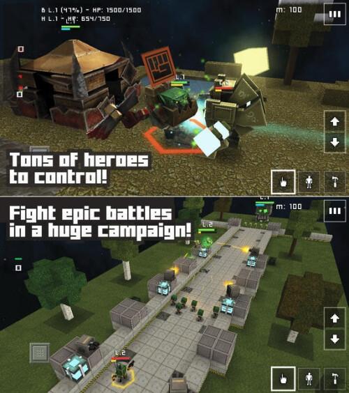 Block Fortress: War - $1.99