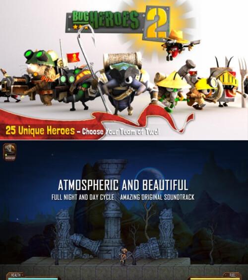 Bug Heroes 2 - $0.99