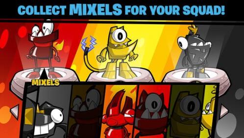 Calling All Mixels - $3.99