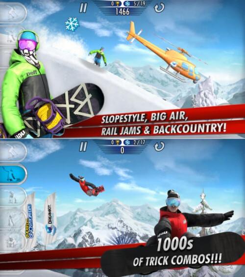 SuperPro Snowboarding - $0.99