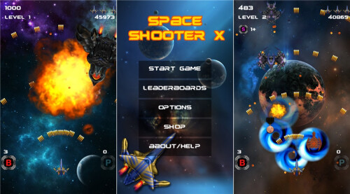 Space Shooter X - Free