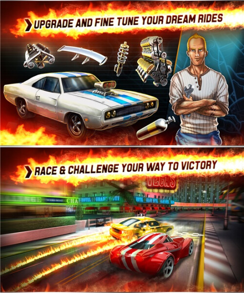 Hot Rod Racers - Free