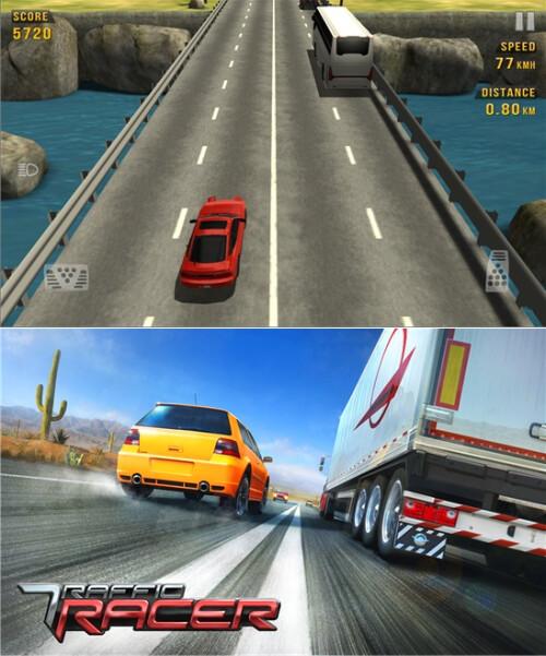 Traffic Racer - $0.99