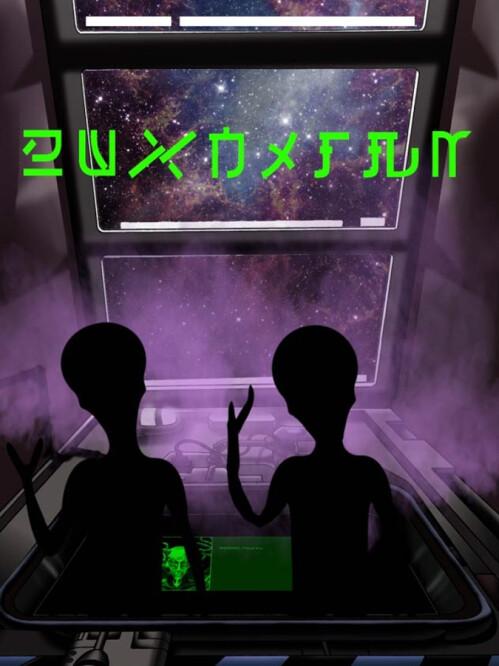 Alien Ride screenshots