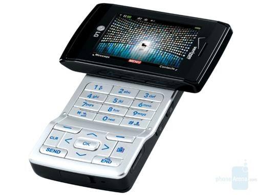 LG VX-9400 - Verizon announced couple of TV phones