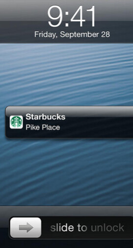 Screenshots related to the soon to be updated Starbucks mobile app for iOS - March 19th update to Starbucks' iOS app will let you tip your barista using your iPhone