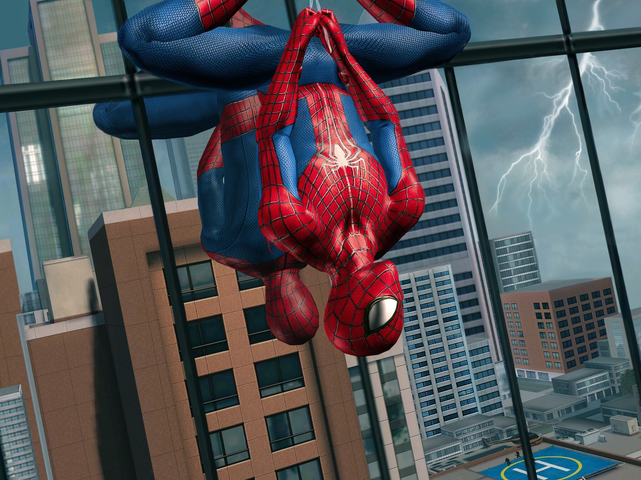 The Amazing Spider-Man 2 game arrives this April - photo#31