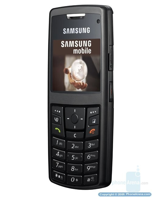 Samsung SGH-A727 - CES 2007: Samsung announces i760 and A727