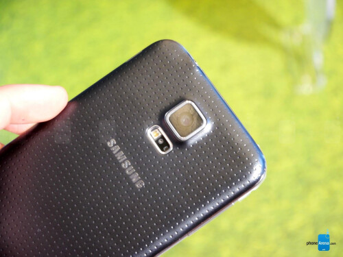 Samsung Galaxy S5 live photos