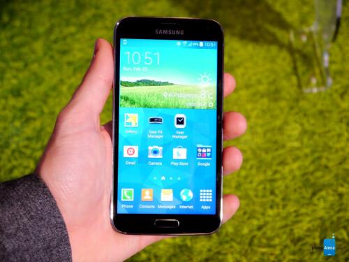 Samsung Galaxy S5 live photos