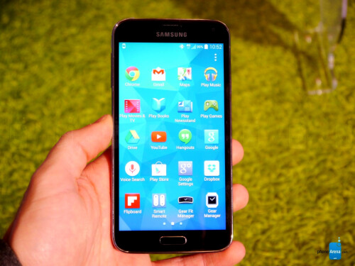 how to delete gallery photos galaxy s5