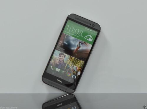 Verizon-branded All New HTC One (M8) dummy