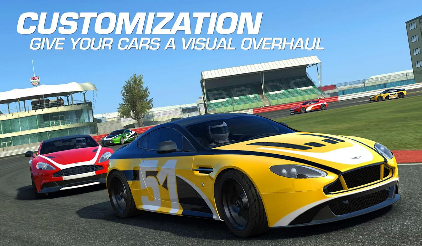 Real Racing Receives New Cars And More Customization Options