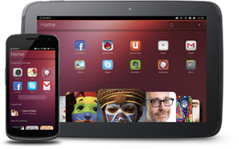 Ubuntu phones to