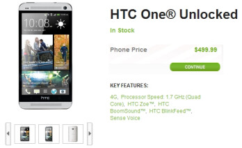 HTC One Unlocked Edition (2013) sees a price drop in anticipation of the All New One