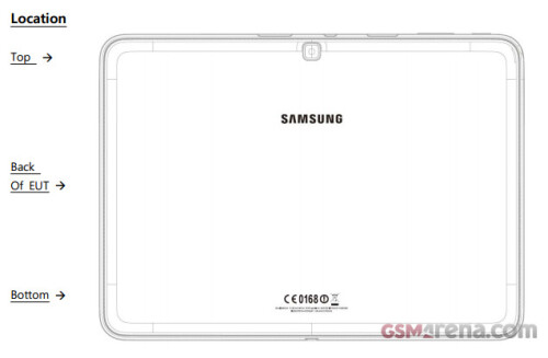 Samsung Galaxy Tab 4 10.1 visits the FCC