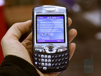 Palm finally announces Treo 750 for Cingular