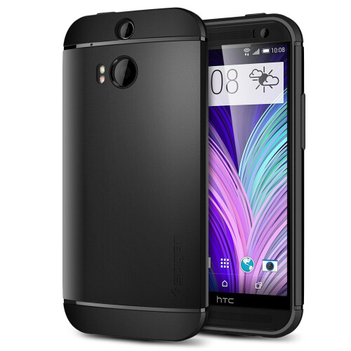 The All New HTC One (M8) leaks one more time, wrapped in a Spigen case
