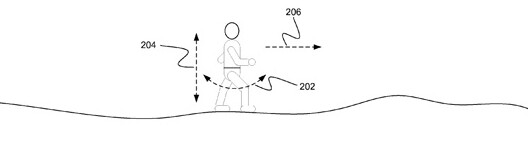 Apple's pedometer includes an algorithm that helps count steps missed due to arm swinging - Apple's patent for a pedometer could be related to the Apple iWatch
