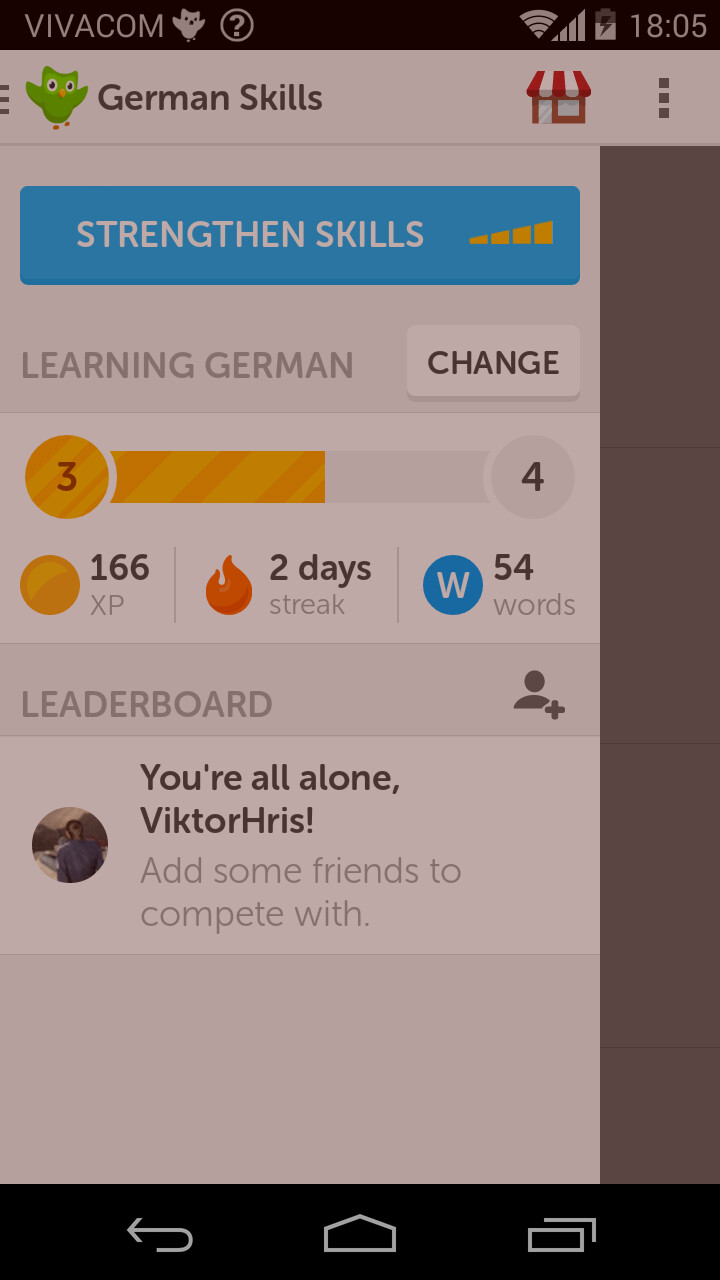 DuoLingo review: language learning as a game