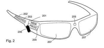 Nokia has received a patent for an improved user interaction technology used on a Google Glass-like device