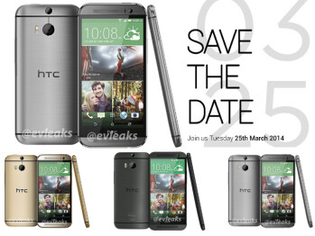 The all new HTC One (HTC M8) rumor round-up: camera, specs, release date and design pictures