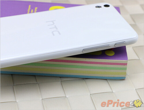 HTC Desire 816 previewed